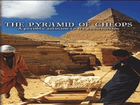 Pyramid - From UFOTV®, accept no imitations. For years, Scientists and Explorers have debated over the question: How did the Egyptians build the great pyramids? Now a ...