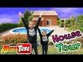 House Tour 🏡 El nuevo decorado de MikelTube