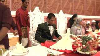 Malaysian Indian Muslim Wedding Held On 9 June 2012