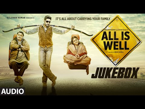 'All Is Well' Full Audio Songs JUKEBOX