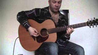 Video Radovan Sokol-Guitar Caress