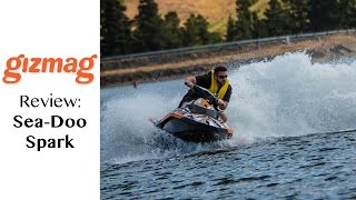 8. Review: Sea-Doo Spark - a new direction in the PWC market
