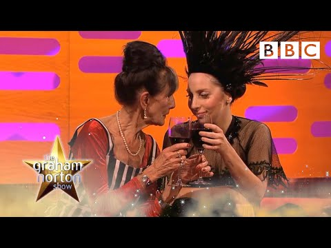 Lady Gaga meets June Brown – The Graham Norton Show: Episode 5 Preview – BBC One