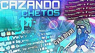CAZANDO CHETOS // UN DOBLETE???????