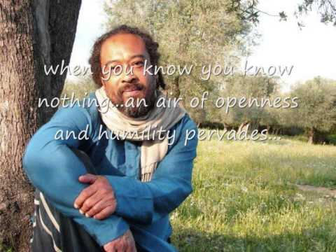Mooji Quotes: When Everything is Given Up… You Are Found