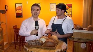 Entrevista com o padeiro Daniel da Lava - Visita Record