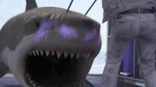 映画『PLANET OF THE SHARKS 鮫の惑星』DVD予告編