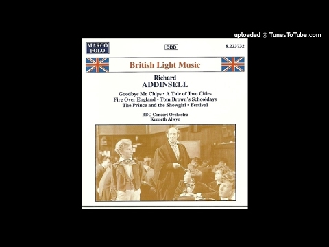 Richard Addinsell Arr. George Zalva : Fire Over England, Suite From The Film Music (1937)