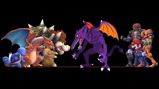 For everyone who thinks that RIDLEY IS TO BIG