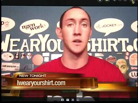How To Make Money By Tweeting, Wearing T-shirts