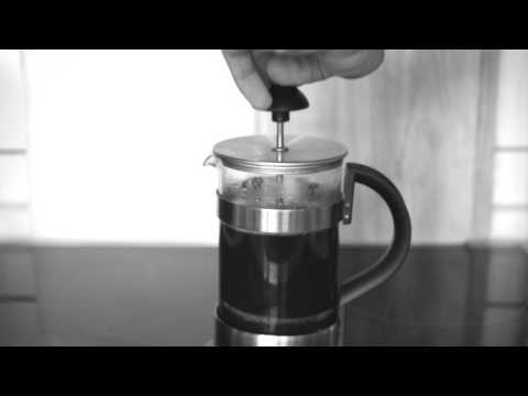 gorilla kaffee in der french press