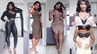 Video How to get ⌛️figure in tight dresses ft ppz shapewear MP3, 3GP, MP4, WEBM, AVI, FLV Desember 2018