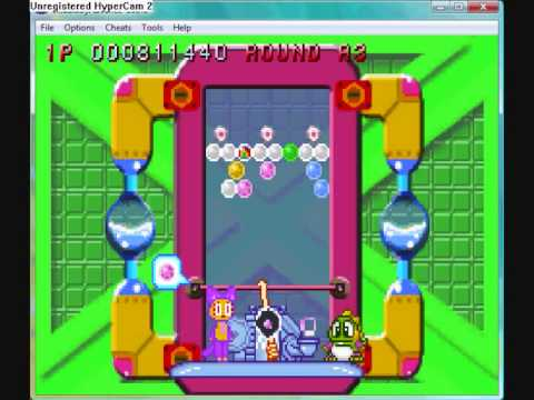 super bust a move gba cheats