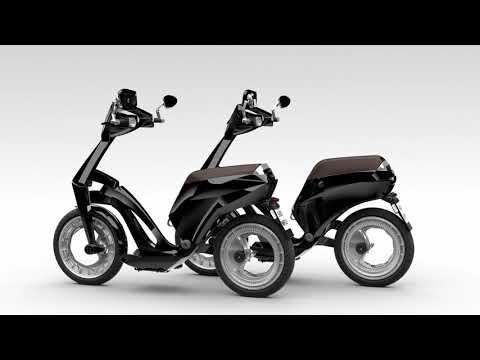 Vídeos de 'Ujet, el nuevo scooter eléctrico que ofrece hasta 150 km de autonomía'