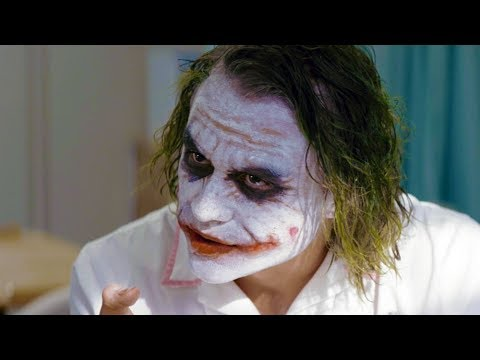 Do i really look a guy with a plan? | The Dark Knight [4k, HDR]