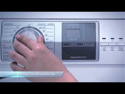 Profilo - En dayanıklı ev aletleri markası Profilo çamaşır makinalarının detaylı tanıtım videosu.