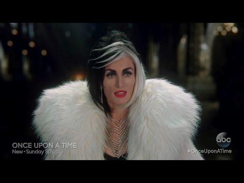 Once Upon a Time - Ursula, Maleficent and Cruella de Vil Meet