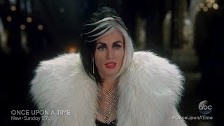 Nonton Once Upon A Time   Ursula  Maleficent And Cruella De Vil Meet Film Subtitle Indonesia Streaming Movie Download