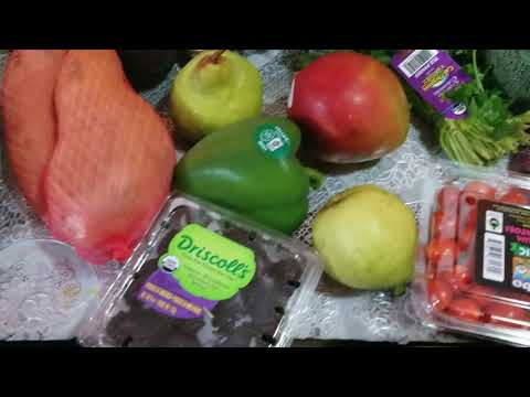 Amazon Fresh order fruits and vegetables