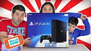 PS4 Pro Unboxing en español Abrimos la Nueva Play Station 4 Pro I Abrelo Game Unboxing
