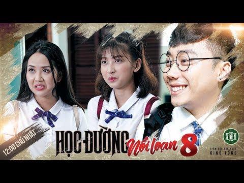 PHIM CẤP 3 - Phần 8 : Tập 07 | Phim Học Sinh Hài Hước 2018 | Ginô Tống, Kim Chi, Lục Anh - Thời lượng: 24:37.