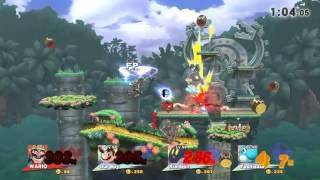 How Sakurai intended Smash Bros. to be played