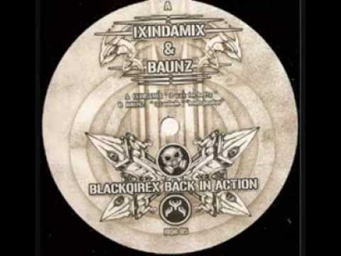 Ixindamix -Untitled- _A1_ (Black Qirex 05)