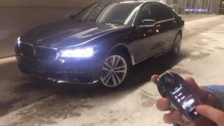 Представляем Вам абсолютно новый BMW 7 серии