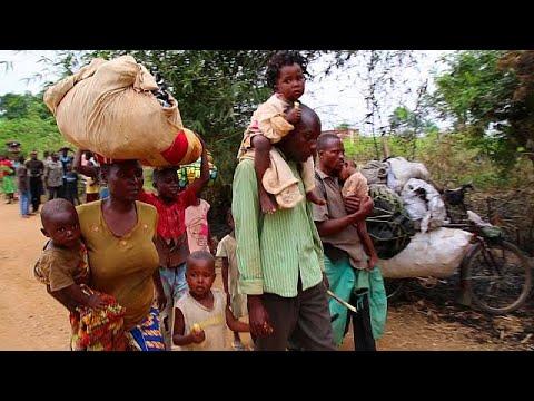Kaum bemerkt von der Welt: Die Krise in Kasai (Demo ...