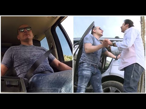 هاني هز الجبل - الحلقة 26 مع دياب