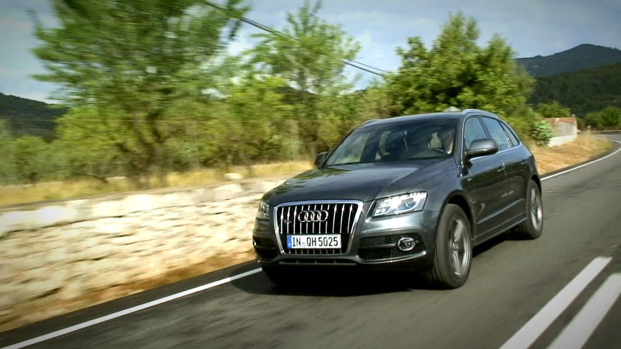 audi q5 autotest de eerste hybride van audi q5 hybrid quattro video. Black Bedroom Furniture Sets. Home Design Ideas