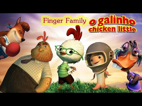 Chicken Little Animation Movies For Kids