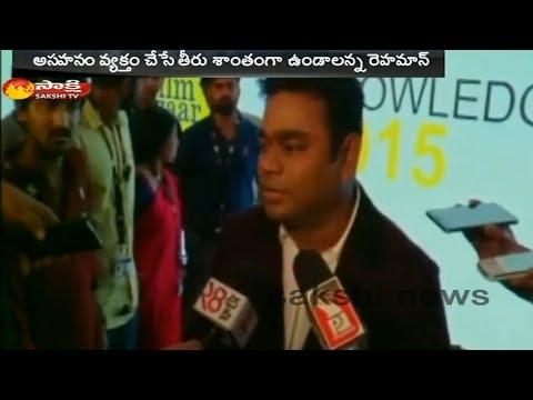 AR Rahman identifies with Aamir Khan: Says he too faced similar situation