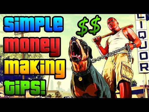 Best way to make money gta 5 online low level