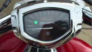 9. 2011 Yamaha Stryker