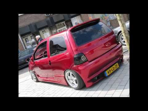 House vs. Renault Twingo (Tuning)