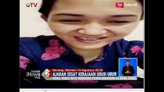 Nonton Viral  Inilah Rekaman Ajaran Ratu Kerajaan Ubur Ubur   Bis 15 08 Film Subtitle Indonesia Streaming Movie Download