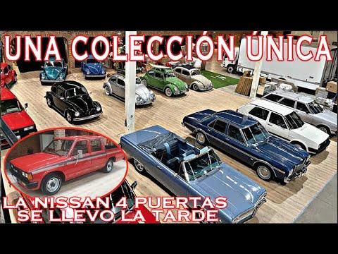 Una colección muy especial con autos para todos los gustos