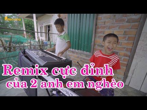 Nửa vầng trăng - Thần đồng nhạc sống Phong Bảo [Karaoke]