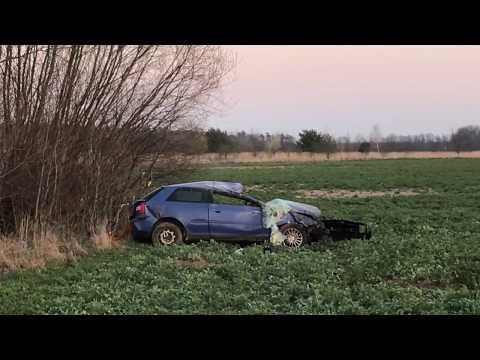 Wideo: Śmiertelny wypadek pod Dłużycami