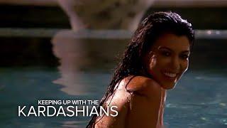 KUWTK   Kourtney Kardashian Does Fully Nude Photo Shoot   E!