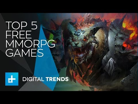 The Top Five Free Massively Multiplayer Online Role-playing Games (MMORPG)