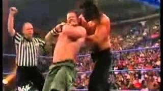 John Cena vs The Great Khali - 2007