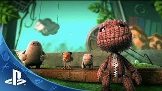 Трейлер LittleBigPlanet 3