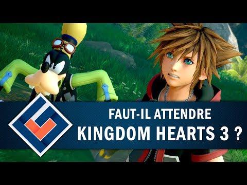KINGDOM HEARTS 3 : Un futur grand Kingdom Hearts ? | GAMEPLAY FR (видео)