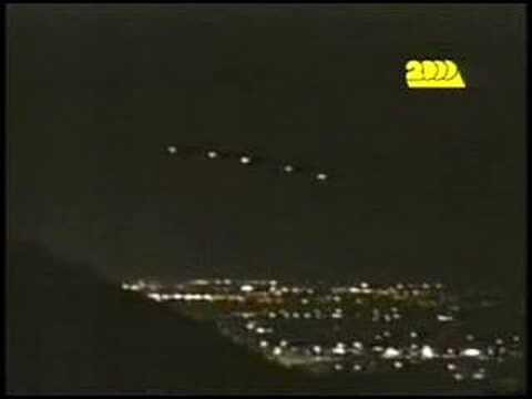 ufo - l'avvistamento più famoso degli stati uniti: le luci di phoenix