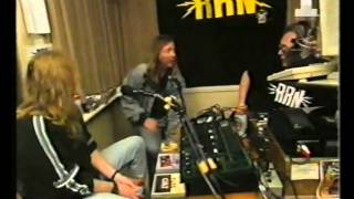 Friday Rock Show VH-1 1999.