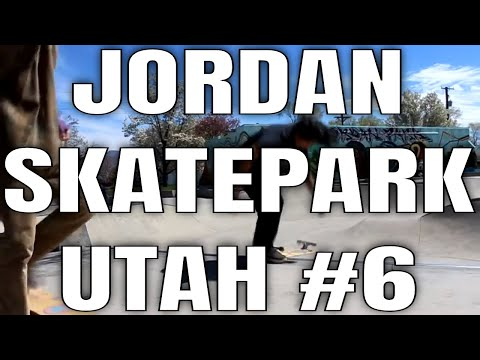 LOCAL JORDAN SKATEPARK UTAH SHREDDERS!!