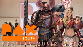 VIDEO: It's PAX SOUTH 2017 Epic Video Game Cosplayers Unite