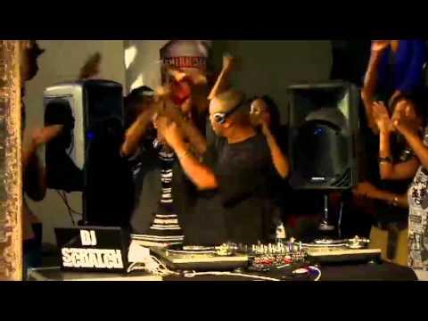 Master Of The Mix DJ Scratch Vs DJ Revolution